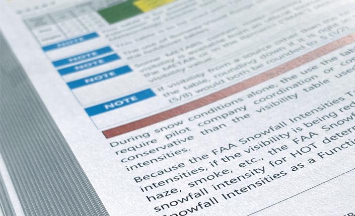 Aviation Document Management: Manuals