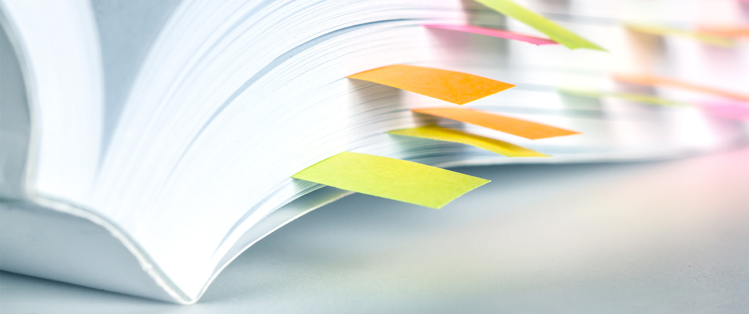Manual with Notes for Document Management Service